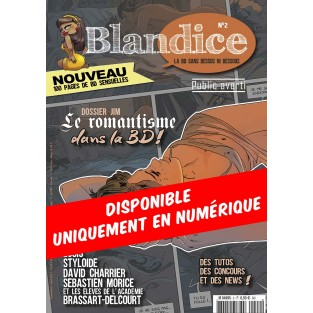 MAGAZINE BLANDICE N°2