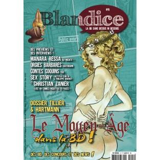MAGAZINE BLANDICE N°9