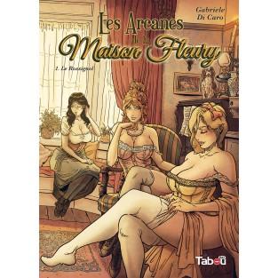 Les Arcanes de la maison Fleury (1) : Le rossignol