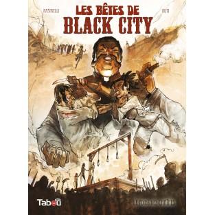 Les Bêtes de Black City 2 : Le poids des chaînes