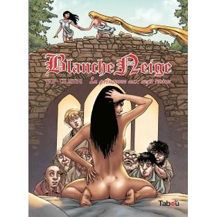 Blanche Neige (2) : La princesse aux sept nains