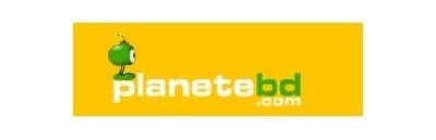 Article Planète BD - BD La Blonde