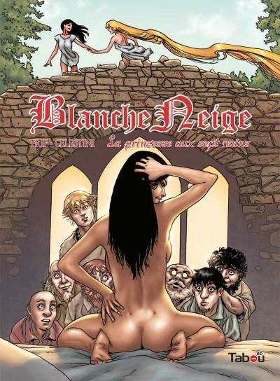 Blanche Neige : Une vision coquine et excitante des vieux contes