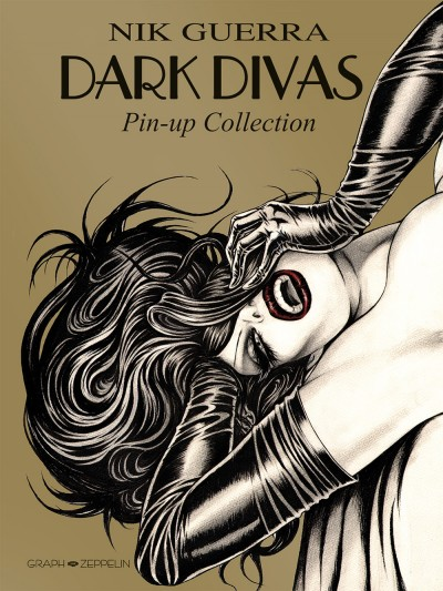 Dark Divas : Un art book graphique ténébreux et superbe