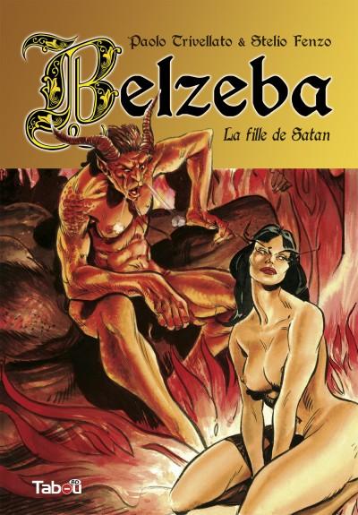 Belzeba, La fille de Satan : Un récit italien gentiment érotique et malin superbement remis à neuf.