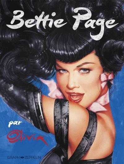 Bettie Page : La pin-up mythique par Olivia de Berardinis