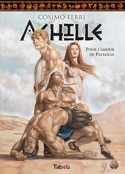 Achille (2) : De son trait réaliste et précis il propose des pages soignées aux décors hyperréalistes