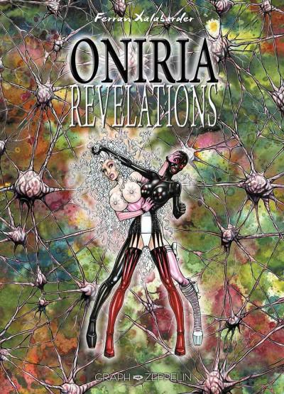 Oniria Révélations : Les planches sont superbes et très colorées.