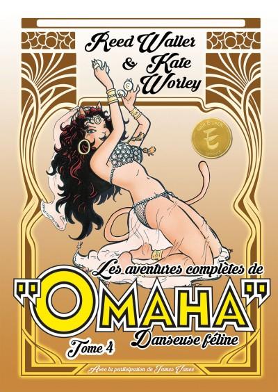 Les aventures de Omaha, tome 4 : Fin d'une intégrale primée et historique !