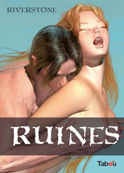 Ruines : Une très belle BD autant qu'un objet d'art !