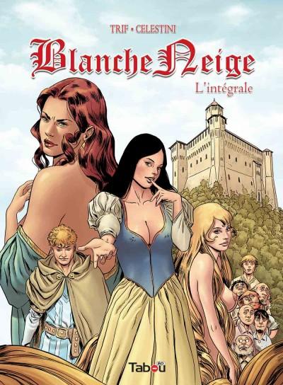 Blanche Neige l'intégrale : un scénario formidablement déjanté et perverti !