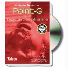 DVD - Le point-G et l'éjaculation féminine