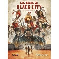 Les bêtes de Black city 1: La chute des anges