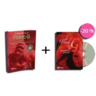Offre spéciale POINT G LIVRE +DVD