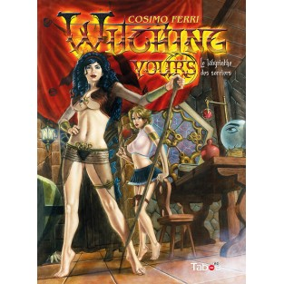 Witching Yours 1 (Le labyrinthe des sorciers)